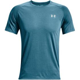 Under Armour Streaker Short Sleeve Shirt Men, azul
